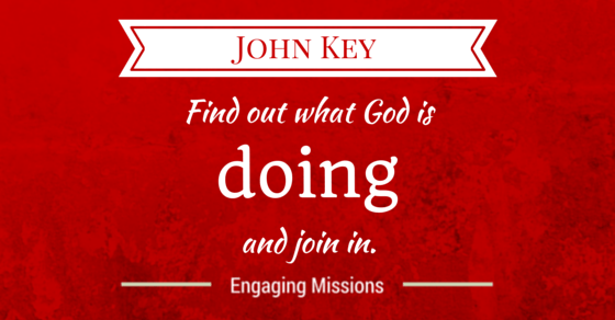 EM051 - Find out what God is doing and