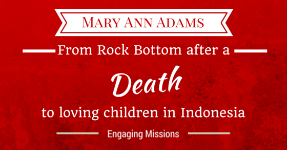 EM055 - from rock bottom after a death to