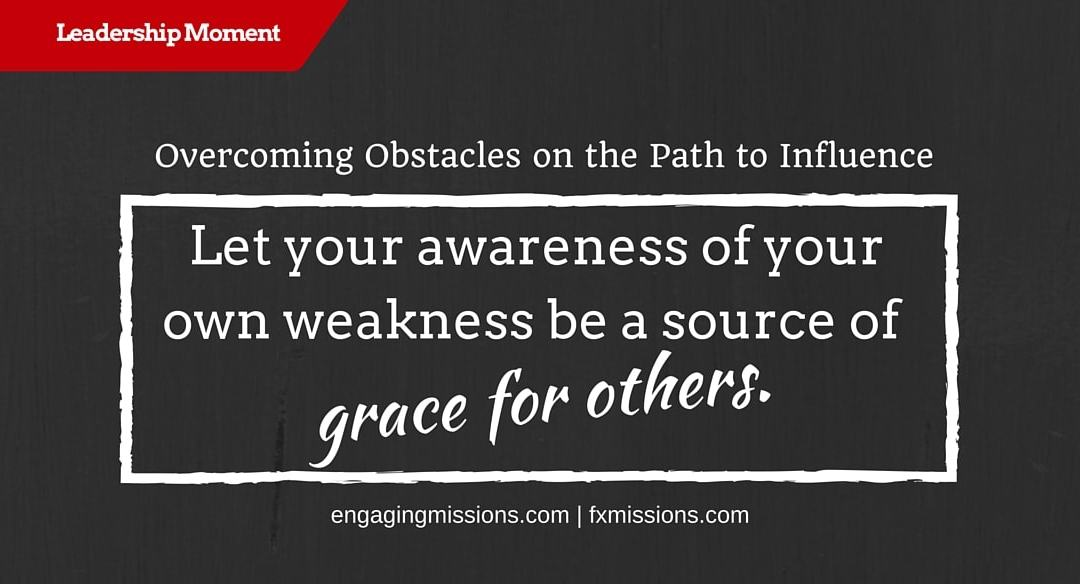 Overcoming Obstacles On The Path To Leadership – Foundational Missions Leadership Moment # 43