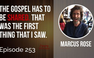 The Great Surprise: Finding Hope in the Gospel, with Marcus Rose – EM253