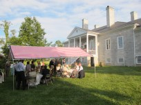 Belle Grove retirement party for Elizabeth McClung.