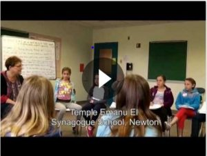 "Video: ""What children are saying"""