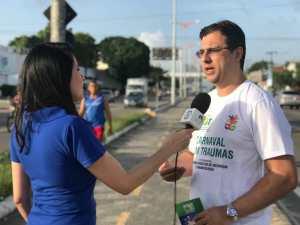 Dr Tiago de Morais, presidente da SBOT-CE