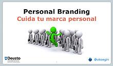 Presentación de Marca Personal