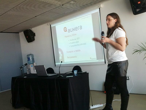 Lucia Marin y Google Tag Manager
