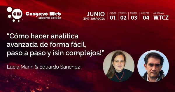 Lucia Marin, Cómo hacer analítica avanzada de forma fácil, paso a paso y ¡sin complejos!