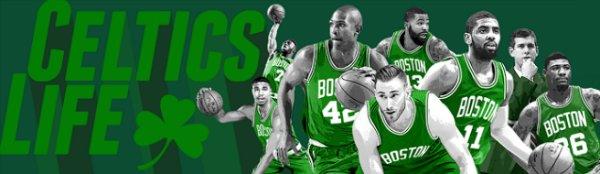 ¿Qué más verde que los Boston Celtics?