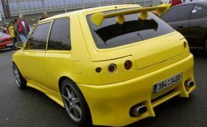 coche tuneado