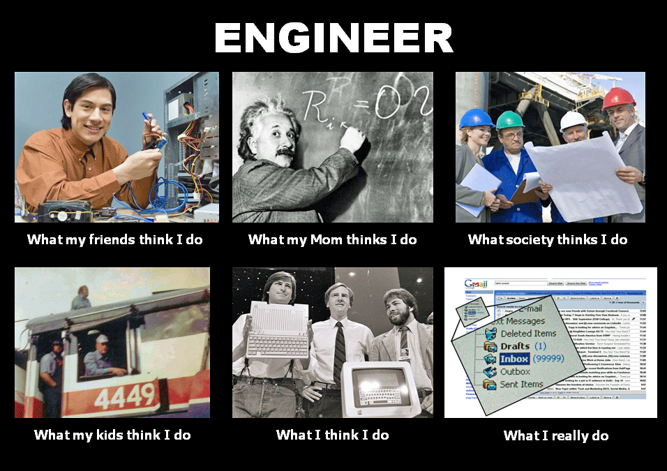 How to describe an Engineer