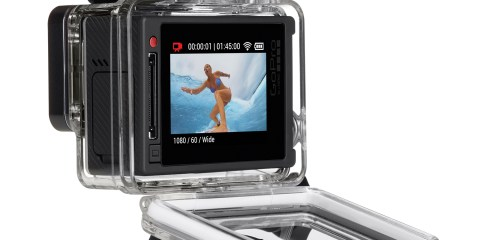 GoPro Hero4 Firmware Update