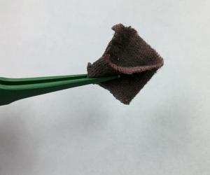 Nanowire-coated Fabric 5