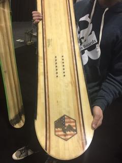 SIA Snow Show 2015 Gilson Snowboards