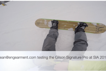 Gilson Snowboards Review