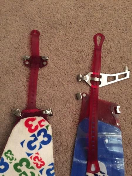 G3 Splitboard skins 3