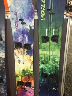 SIA Snow Show 2015 Voile Splitboards