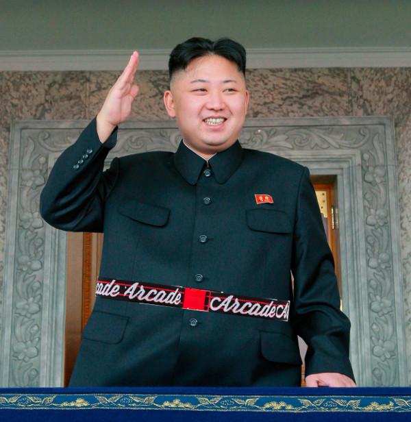 Kim Jong Un Arcade Belts