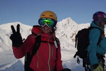 Patagonia #Find_Away episode 6 ak girls way