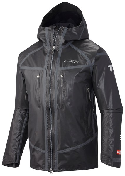 Columbia Outdry Extreme Platinum EX Jacket Review
