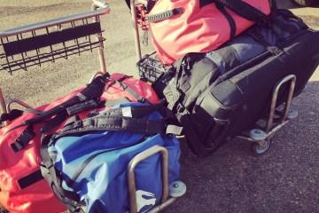 Mission Iceland Luggage