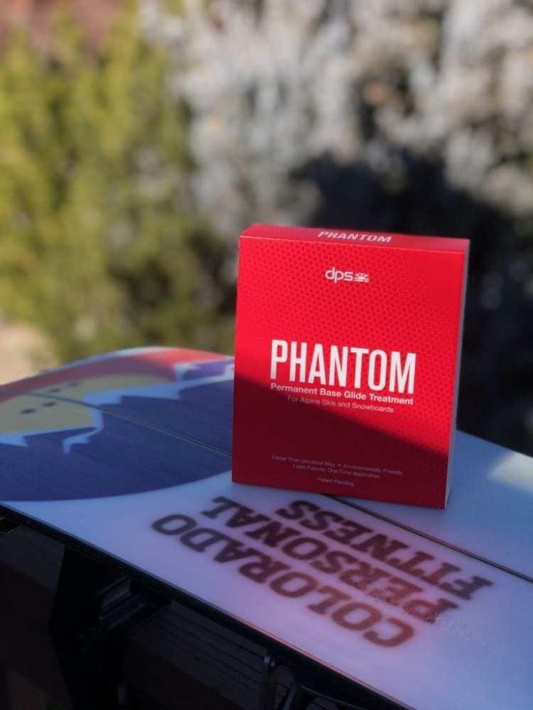 DPS Phantom Base Glide Treatment