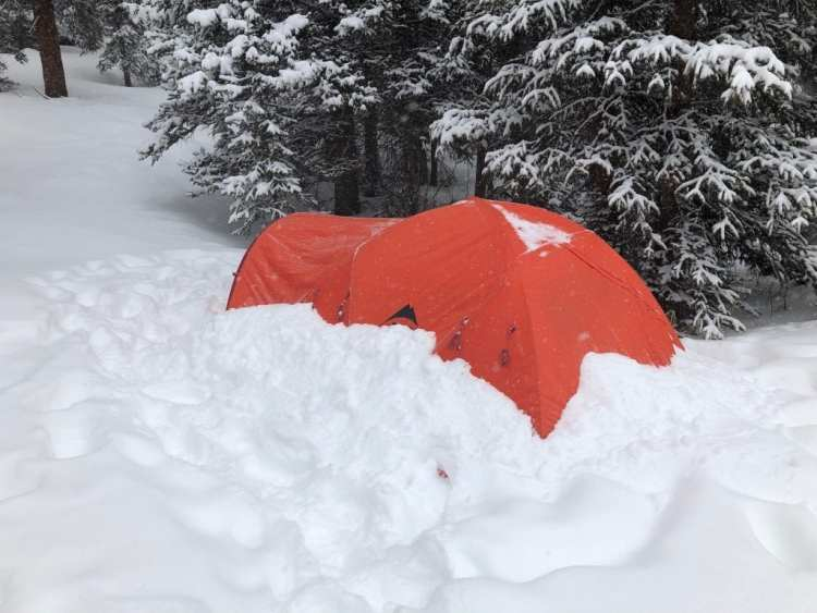 MSR Remote tent Engearment.com