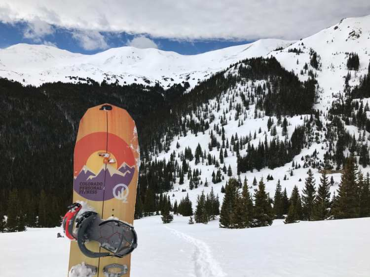 OZ OZSym Carbon Fiber Custom Splitboard Review