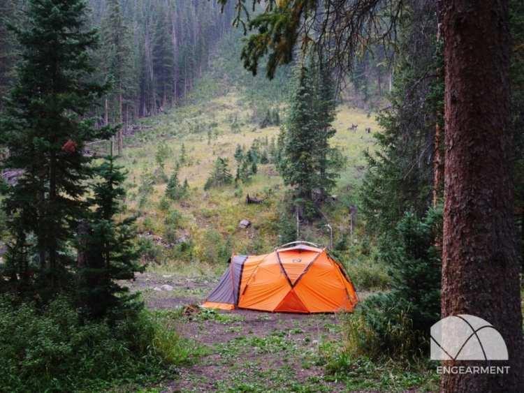 NEMO Moki 4 Season Tent