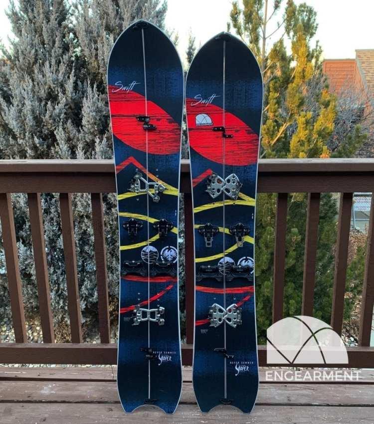 Never Summer Swift Splitboards