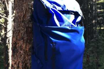 Patagonia Nine Trails Backpack - Simple and Effective Hiking Comfort 4