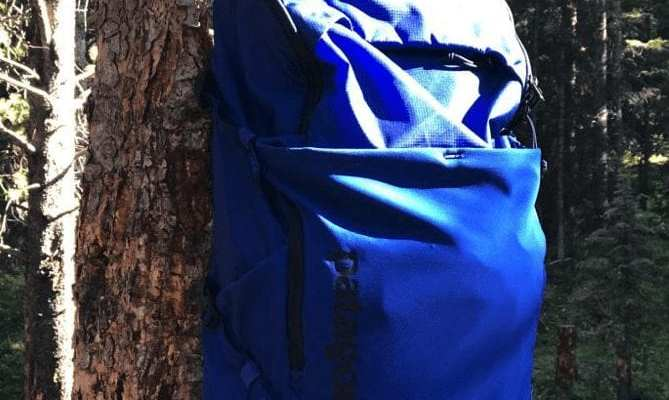 Patagonia Nine Trails Backpack - Simple and Effective Hiking Comfort 1