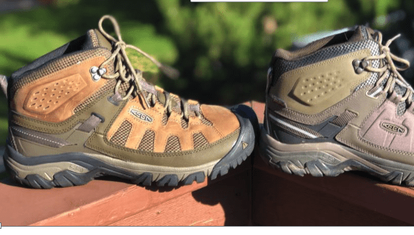 5c1ff30390f6 KEEN Targhee Vent and EXP Boots – Two New Updates to the Targhee Collection