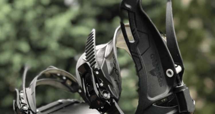 Spark R&D Pro Surge Splitboard Bindings - Lighter and Stronger! 1