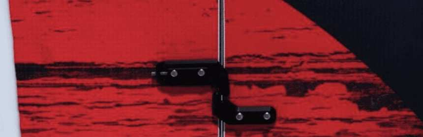 Phantom Hercules Hooks - Streamlined Splitboard Connectors 1