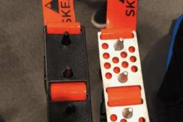 SKEATS - Pocket Sized Ski and Splitboard Crampons 14