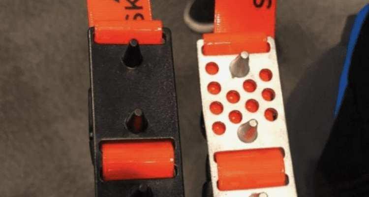 SKEATS - Pocket Sized Ski and Splitboard Crampons 1