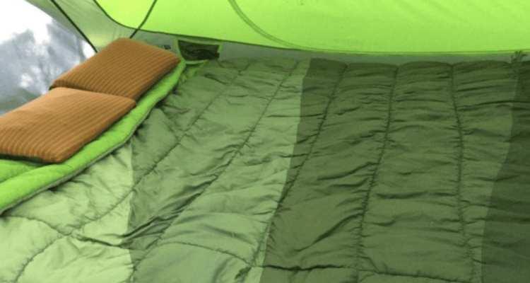 NEMO Equipment Mambo Duo Sleep System - Two Night Review 1