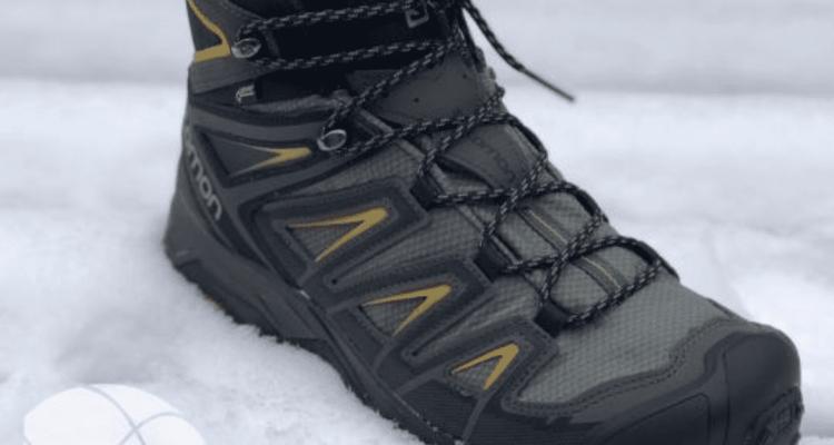 new styles f2a94 135b8 Salomon X Ultra 3 Mid GTX Hiking Shoe - Lightweight ...