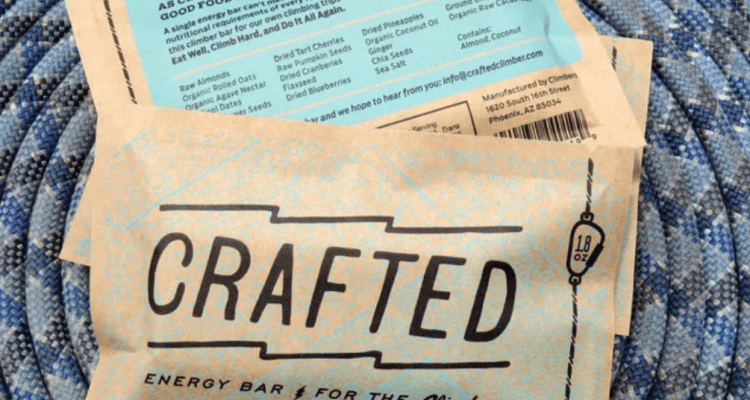 Crafted Energy Bar
