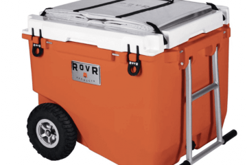 RovR RollR 80 Campsite Edition Cooler Review