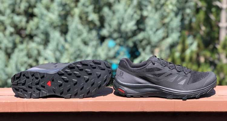 Salomon OUTline Hiking Shoe - Gore-Tex and Grip for Your Outdoor Trip 1