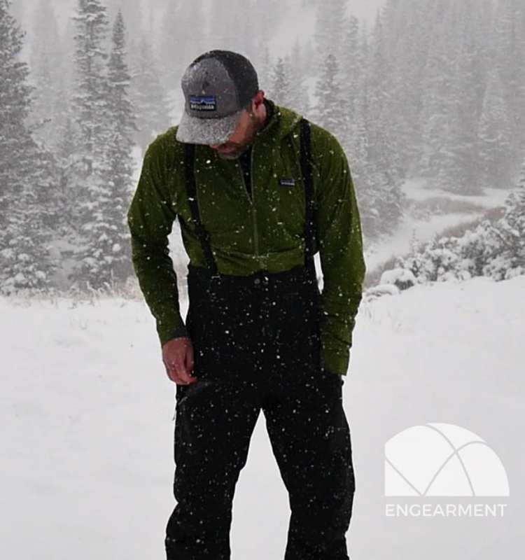Patagonia PowSlayer Recycled Gore-Tex Pro shell bibs