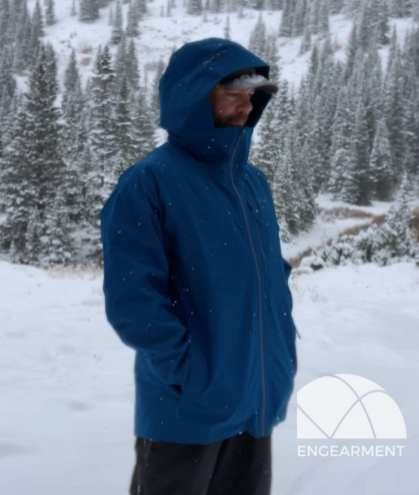 Patagonia Powder Bowl Recycled Goretex Jacket_002