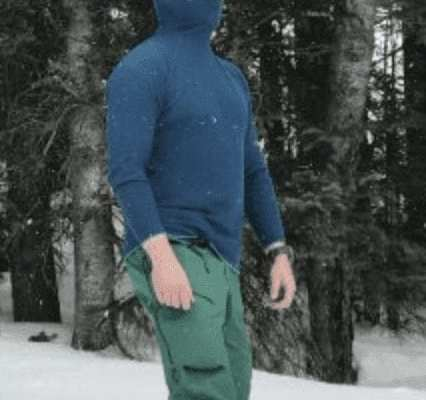 Patagonia Merino Air Base Layers - Super Warmth and Top Breathability 1