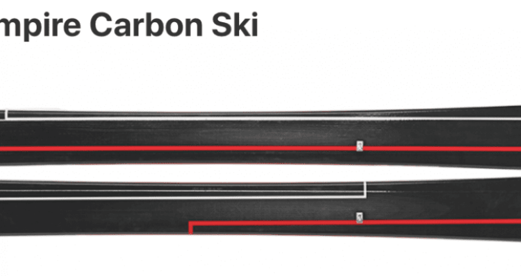2016 G3 Empire Carbon Ski g3 ion 12 binding