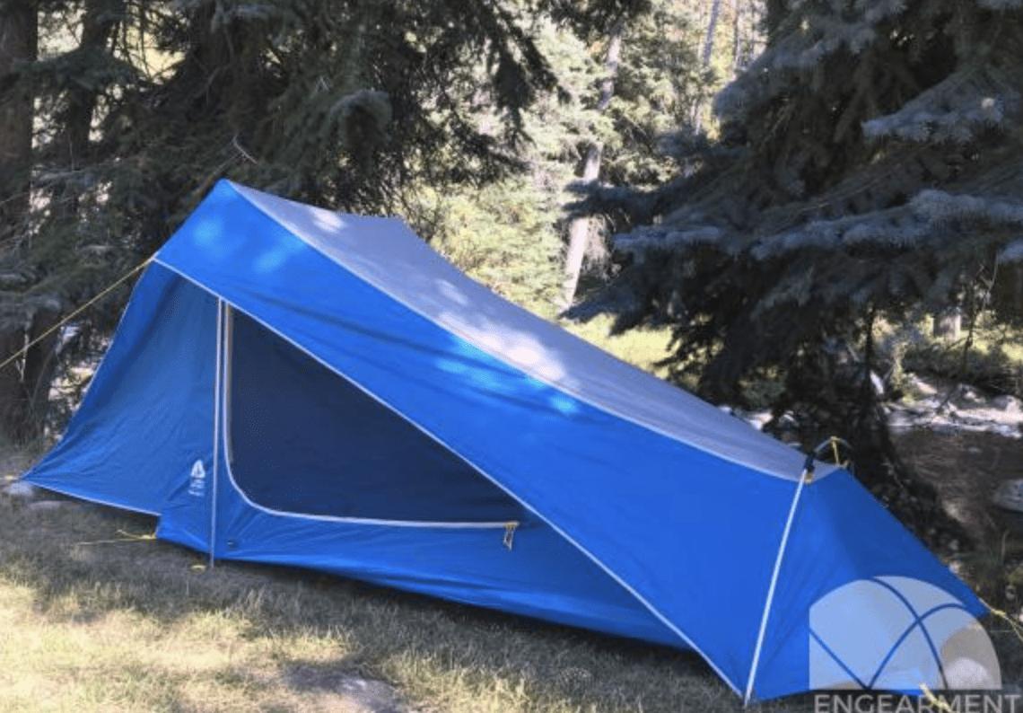 Sierra Designs Divine Light Tents Engearment