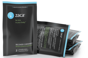 Zaca Recovery Chewable