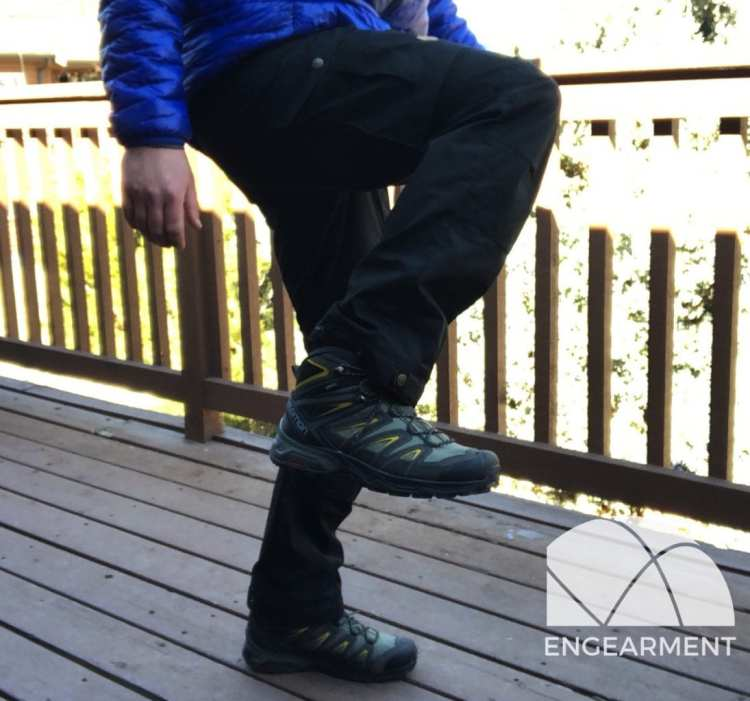 Fjallraven Vidda Pro Trousers