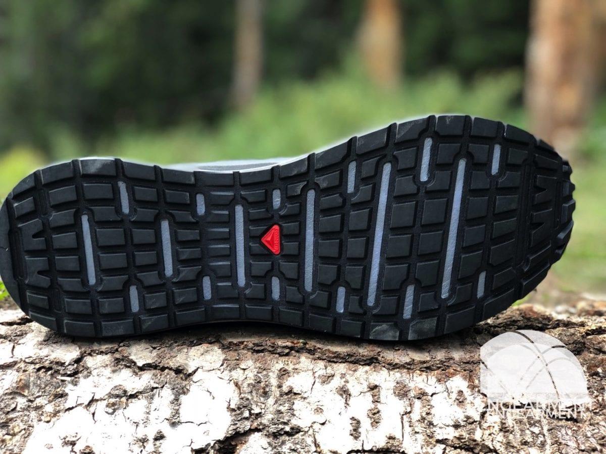 Salomon Odyssey Pro A True Thru Hiking Shoe Engearment