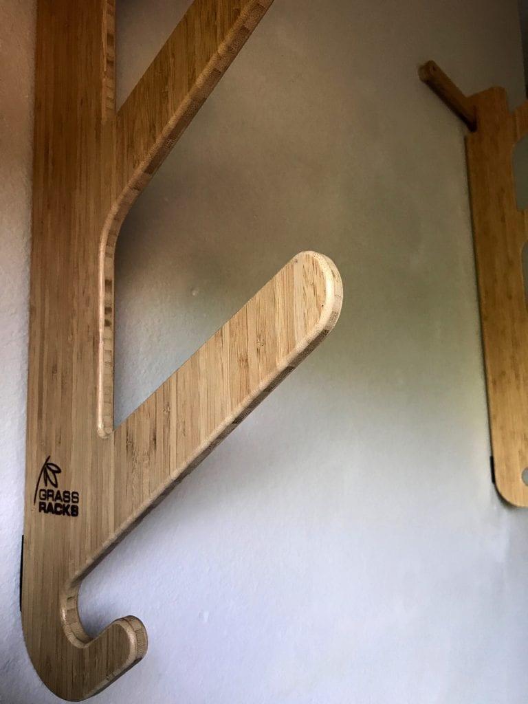 Grassracks splitboard mount