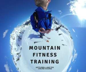 Mountain Fitness Training Program - Kettlebells and TRX workout